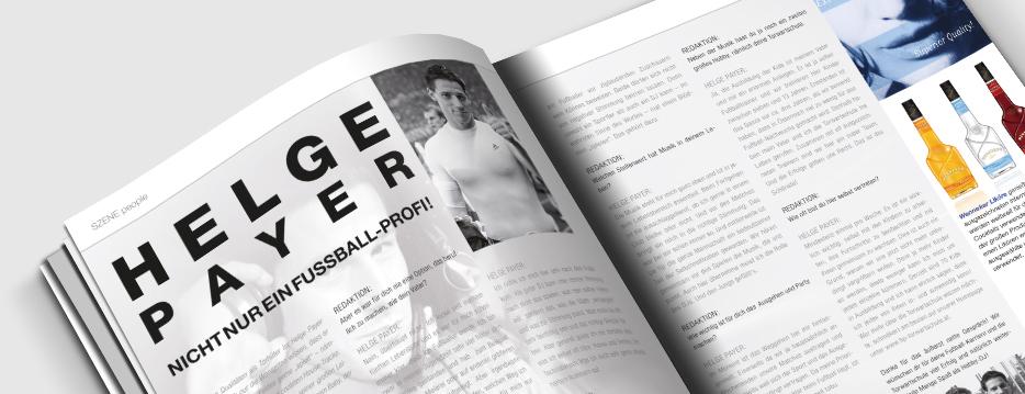 Referenzen Werbeagentur hanner inc. Grafik und Design sfm