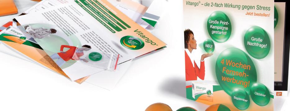 Referenzen Werbeagentur hanner inc. Grafik und Design Vitango
