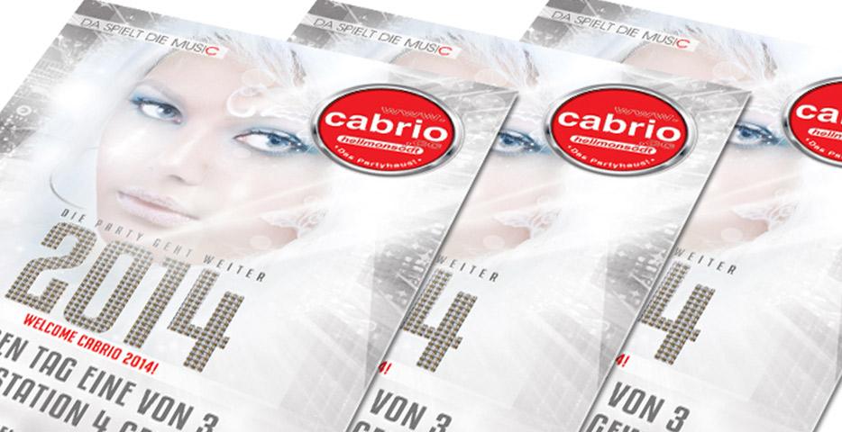 Referenzen Werbeagentur hanner inc. Grafik und Design Cabrio