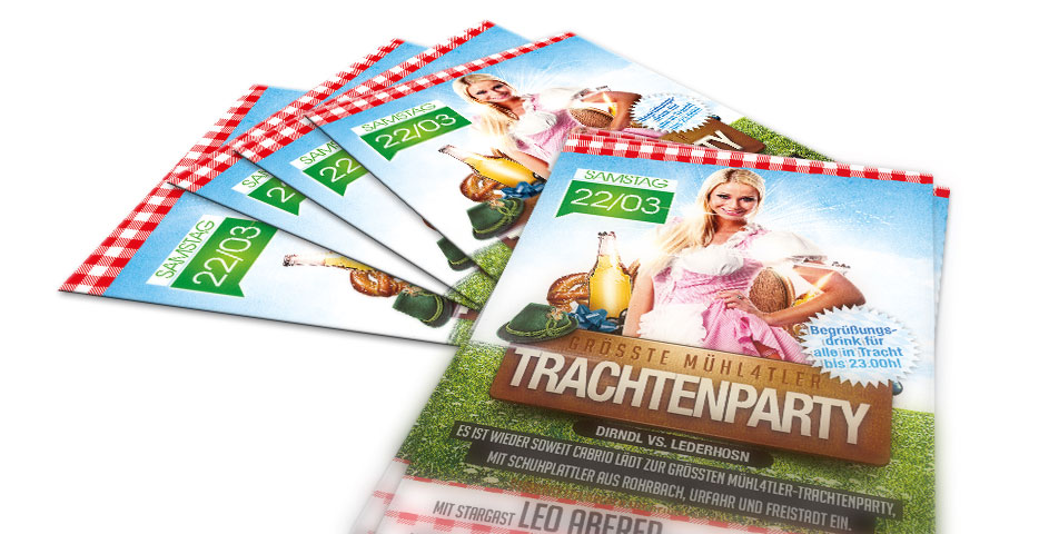 Referenzen Werbeagentur hanner inc. Grafik und Design Cabrio Disco