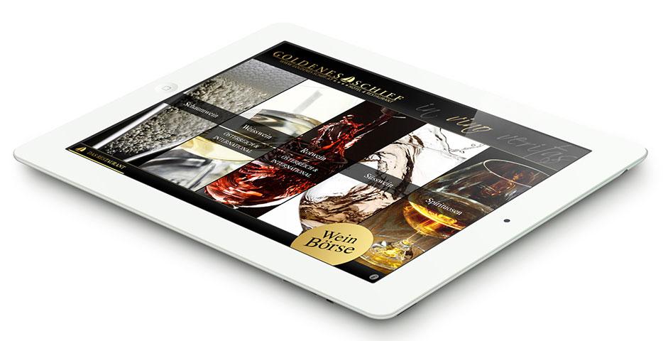 Restaurant Goldenes Schiff App
