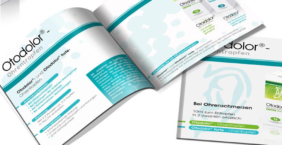 Referenzen Werbeagentur hanner inc. Grafik und Design Otodolor