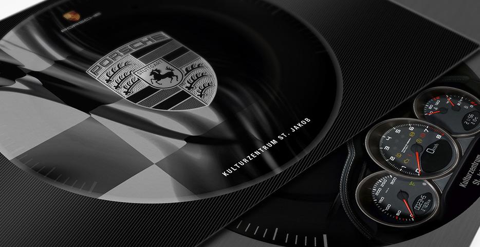 Referenzen Werbeagentur hanner inc. Grafik und Design Porsche