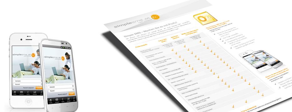 Referenzen Werbeagentur hanner inc. Wordpress Websites Simple SMS