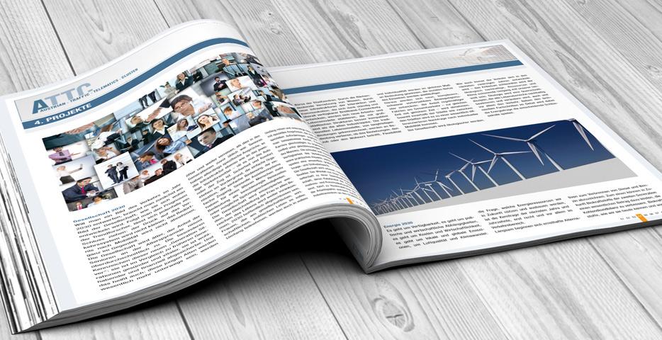 Referenzen Werbeagentur hanner inc. Grafik und Design ATTC
