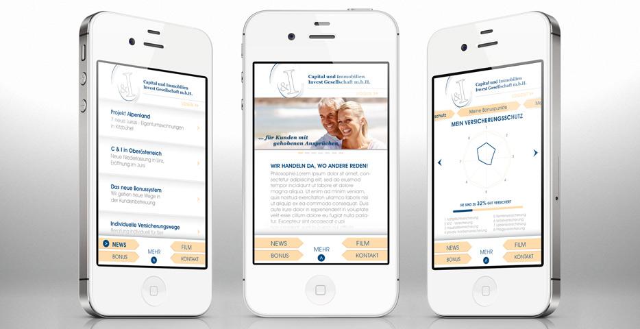 Referenzen Werbeagentur hanner inc. Online und Mobile C&I