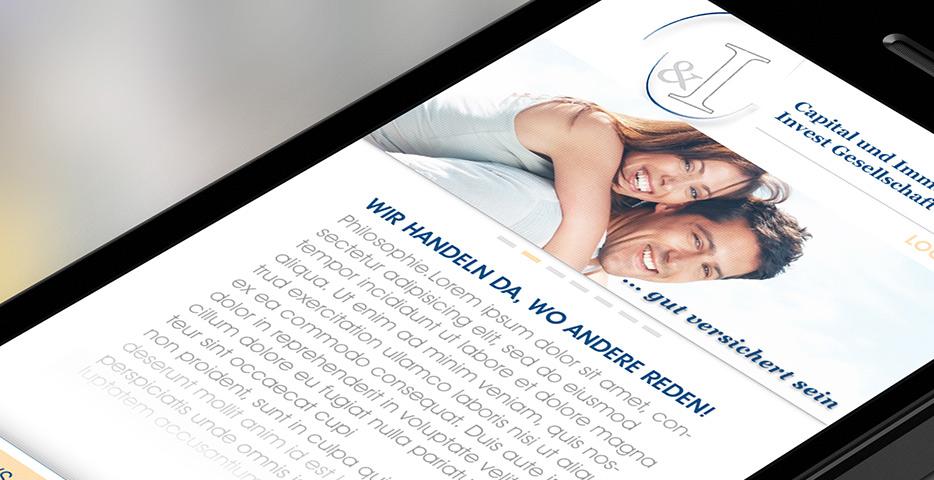 Referenzen Werbeagentur hanner inc. Grafik und Design C&I