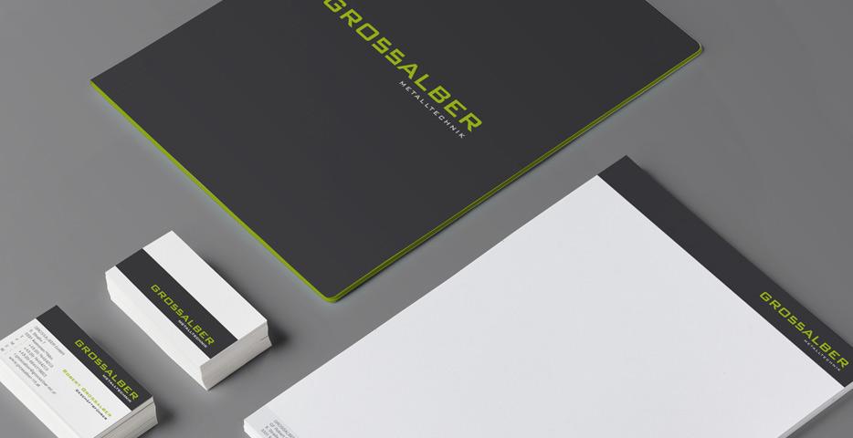 Referenzen Werbeagentur hanner inc. Grafik und Design Grometall