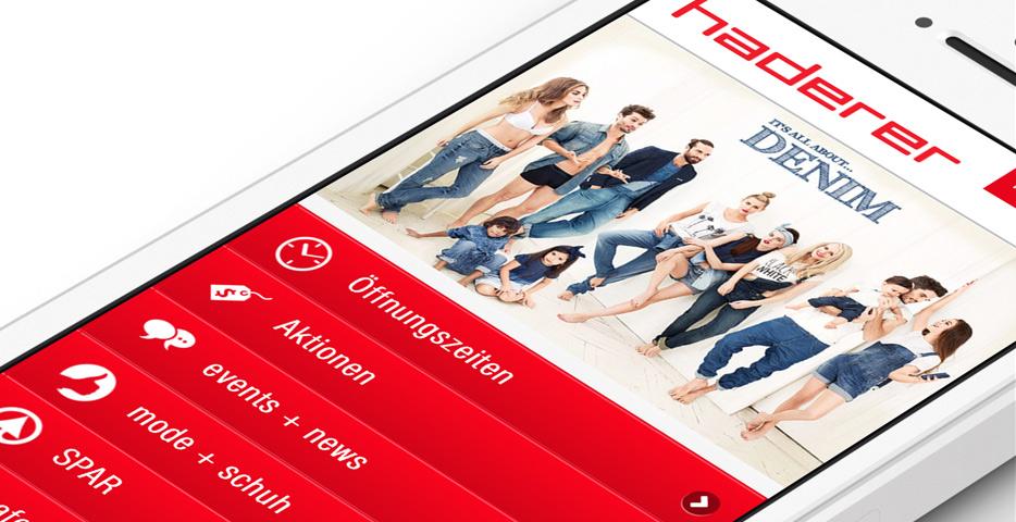 Referenzen Werbeagentur hanner inc. Online und Mobile haderer