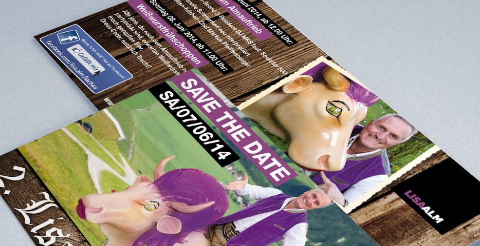 Referenzen Werbeagentur hanner inc. Grafik und Design Lisa Alm