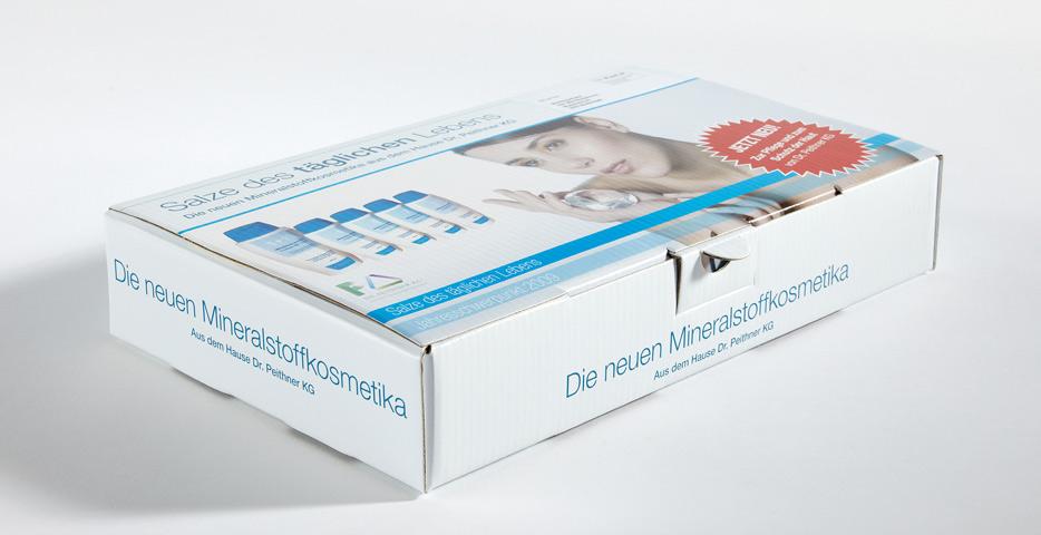 Referenzen Werbeagentur hanner inc. Grafik und Design Schüssler Salze
