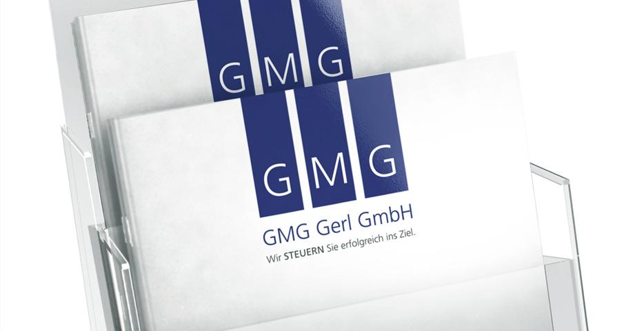 Referenzen Werbeagentur hanner inc. Grafik und Design GMG Gerl