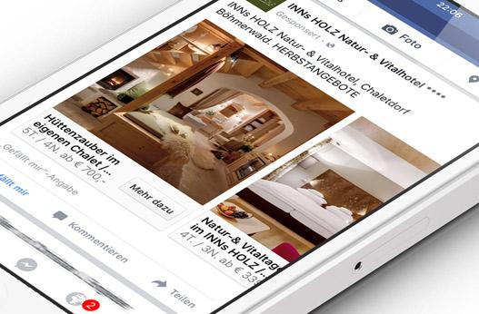 Social Media Werbeagentur Linz hanner inc. Inns Holz
