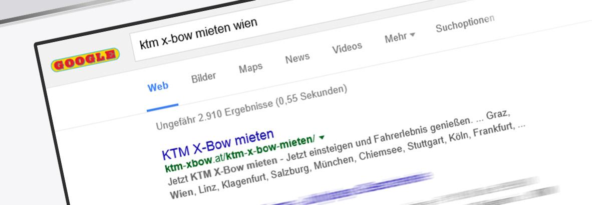 eMarketing Werbeagentur Oberösterreich hanner inc. SEO
