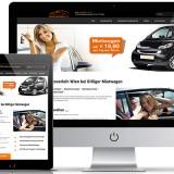 Referenzen Werbeagentur hanner inc. Billiger Mietwagen