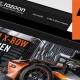 KTM X-Bow Webseite Österreich by hanner inc Werbeagentur