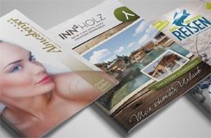 Werbeagentur Linz. Werbeagentur für Kataloge, Magazine und Grafik