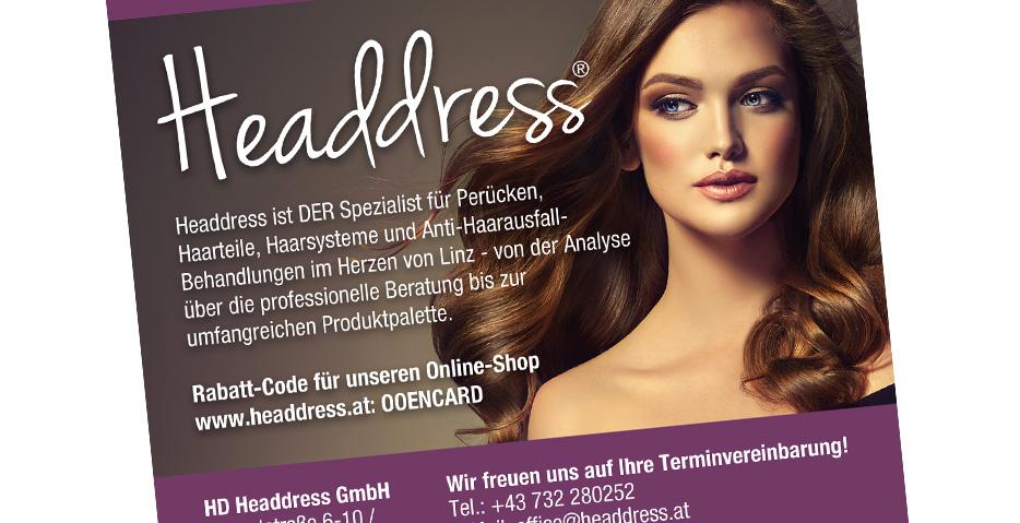 Headdress Österreich, Referenz Werbeagentur hanner inc. GmbH