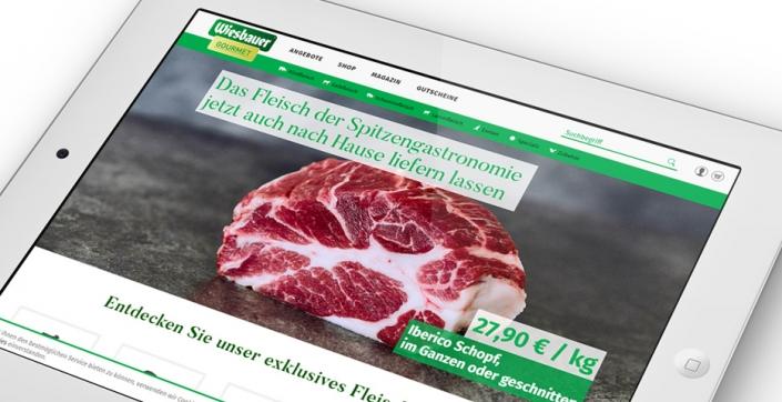 Wiesbauer Gourmet Referenz Werbeagentur hanner inc. GmbH