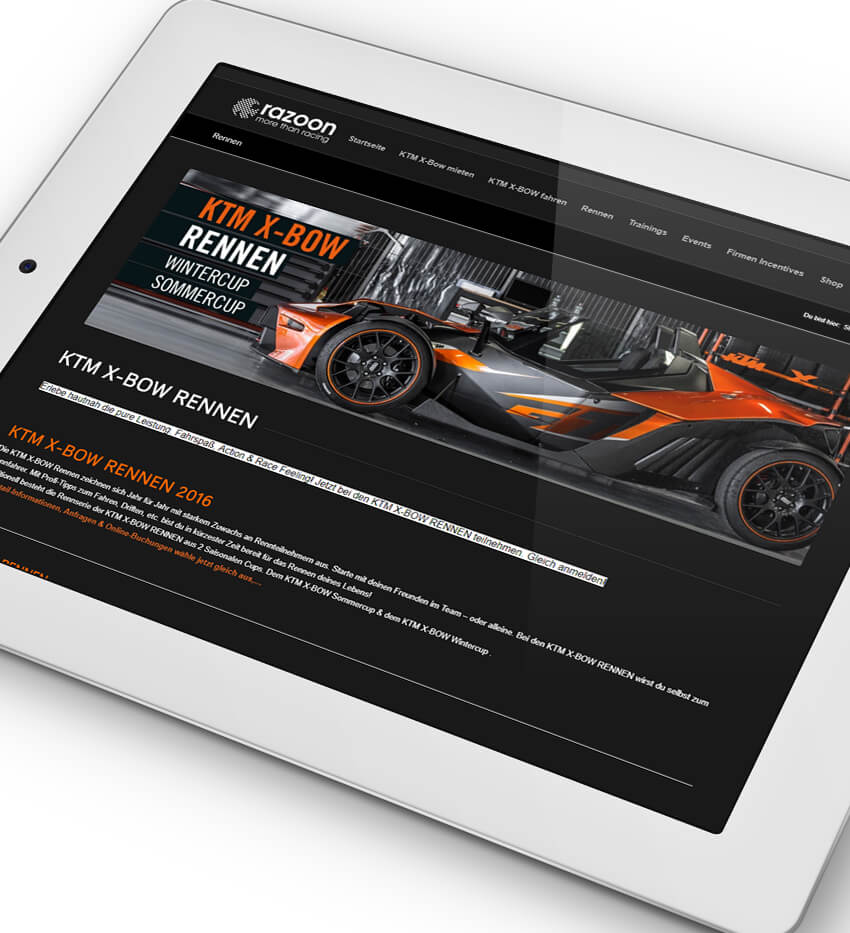 Online Shop Agentur. Werbeagentur Linz für Online Shops