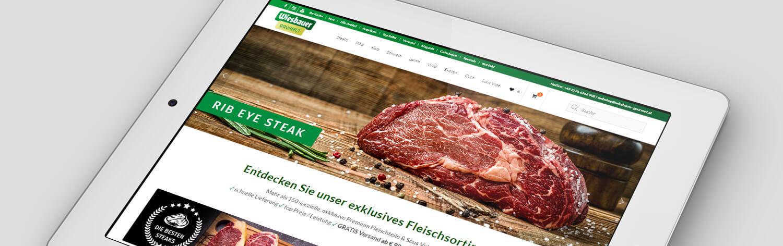 Online Shop Wiesbauer. Internetagentur Wiesbauer, SEO Agentur Linz Wiesbauer, Google Werbung Wiesbauer