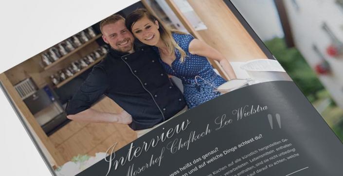 CookingCatrin Magazin und Kochbuch - Foodbloggerin, Referenzen hannerinc GmbH Werbeagentur