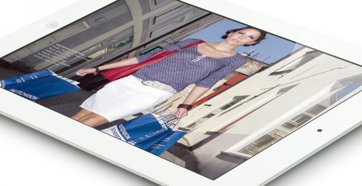 Die Gmundnerin - iPad Magazin, Referenzen hanner inc. GmbH Werbeagentur