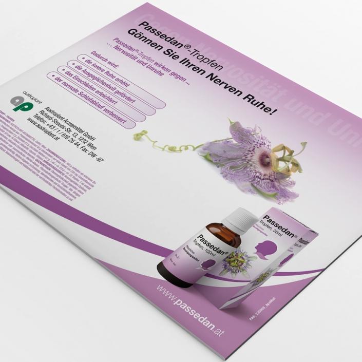 Referenzen, Passedan Tropfen Direct Mailing by hanner inc. GmbH Werbeagentur