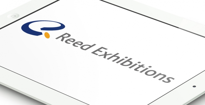 Reed Exhibition, Reed Messe Referenzen hanner inc. GmbH Werbeagentur